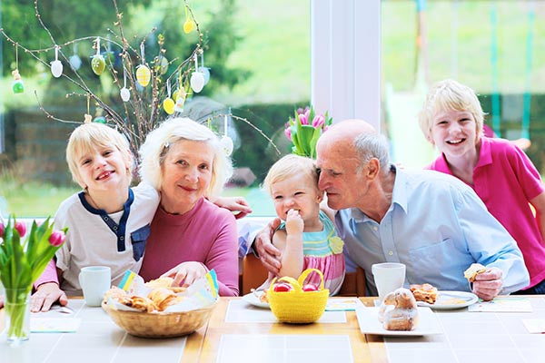 Kids and Their Grandparents: A Connection that will last a Lifetime