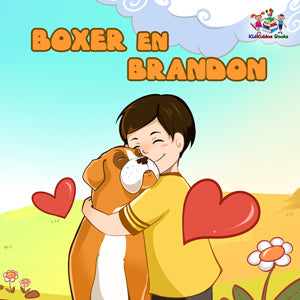 Dutch-language-children's-dogs-friendship-story-Boxer-and-Brandon-cover