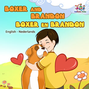 English-Dutch-Bilignual-children's-dogs-book-Boxer-and-Brandon-cover