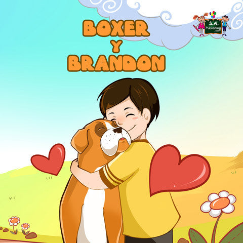 Spanish-language-children's-pucture-book-Boxer-and-Brandon-Nusinsky-cover