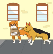 Biingual-English-Chinese-Mandarin-dog-friendship-story-for-kids-Boxer-and-Brandon-page12