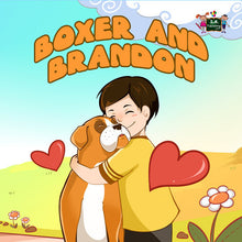 children's-picture-book-about-dogs-friendship-Boxer-and-Brandon-KidKiddos-cover