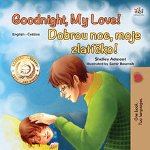 English-Czech-Bilingual-baby-bedtime-story-Goodnight_-My-Love-cover