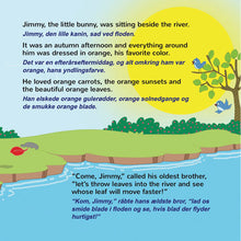 English-Danish-Bilingual-childrens-book-I-Love-Autumn-page1
