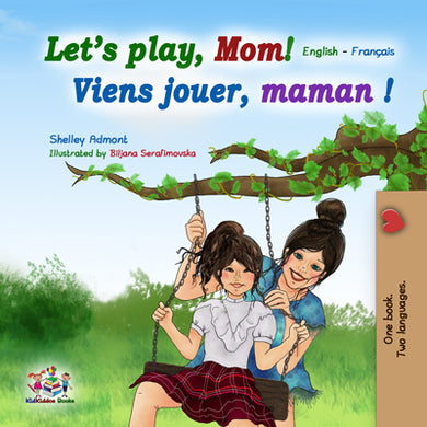 English-French-Bilingual-kids-book-lets-play-mom-cover