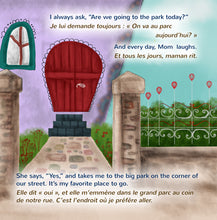 English-French-Bilingual-kids-book-lets-play-mom-page1