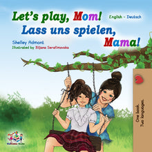 English-German-Bilingual-kids-book-lets-play-mom-cover