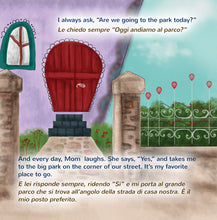 English-Italian-Bilingual-kids-book-lets-play-mom-page1