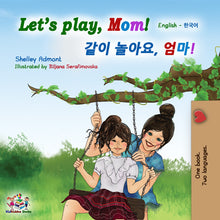 English-Korean-Bilingual-kids-book-lets-play-mom-cover