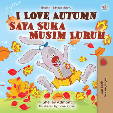English-Malay-Bilingual-childrens-book-I-Love-Autumn-Cover