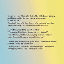 English-Malay-Bilingual-childrens-book-I-Love-My-Mom-page1