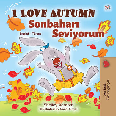 English-Turkish-Bilingual-childrens-book-I-Love-Autumn-Cover