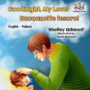 English-Italian-Bilingual-baby-bedtime-story-Goodnight,-My-Love-cover