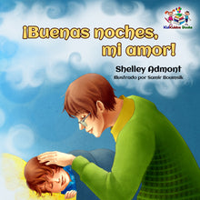 Spanish-language-children's-picture-book-Goodnight,-My-Love-cover