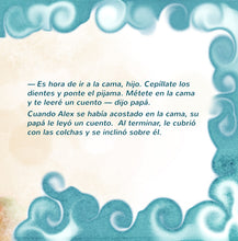 Spanish-language-children's-picture-book-Goodnight,-My-Love-page1_2
