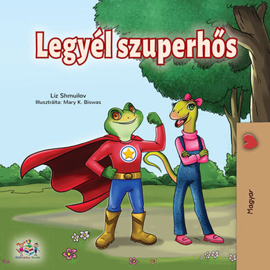 Hungarian-bedtime-story-for-kids-Being-a-superhero-cover