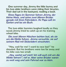 English-German-Bilingual-kids-bunnies-book-I-Love-My-Dad-Shelley-Admont-page1