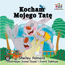 Polish-language-children's-picture-book-Shelley-Admont-KidKiddos-I-Love-My-Dad-cover