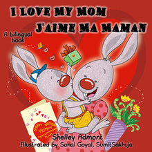 Bilingual-English-French-childrens-book-by-KidKiddos-I-Love-My-Mom-cover