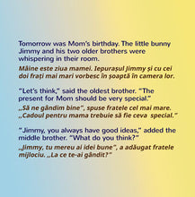 Bilingual-English-Romanian-childrens-book-I-Love-My-Mom-by-KidKiddos-page1