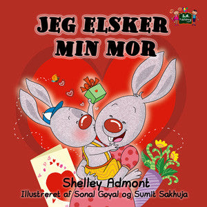 Danish-language-I-Love-My-Mom-kids-bedtime-story-Shelley-Admont-cover