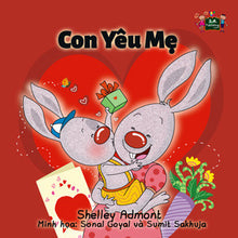 Vietnamese-language-kids-bedtime-story-I-Love-My-Mom-Shelley-Admont-cover