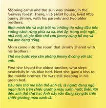 English-Vietnamese-Bilingual-kids-book-I-Love-to-Brush-My-Teeth-page1