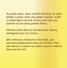 French-language-children's-picture-book-I-Love-to-Brush-My-Teeth-Shelley-Admont-KidKiddos-page1