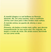 Portuguese-language-children's-picture-book-I-Love-to-Brush-My-Teeth-Shelley-Admont-KidKiddos-page1