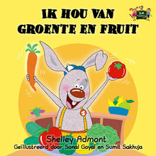Dutch-language-kids-bunnies-book-I-Love-to-Eat-Fruits-and-Vegetables-Shelley-Admont-cover