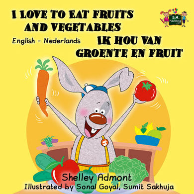 English-Dutch-Bilingual-childrens-picture-book-I-Love-to-Eat-Fruits-and-Vegetables-KidKiddos-cover