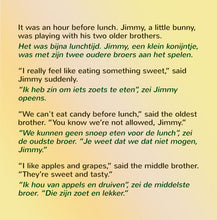 English-Dutch-Bilingual-childrens-picture-book-I-Love-to-Eat-Fruits-and-Vegetables-KidKiddos-page1
