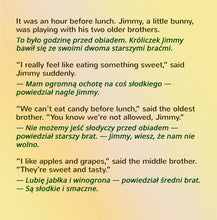English-Polish-Bilingual-kids-books-KidKiddos-Shelley-Admont-I-Love-to-Eat-Fruits-and-Vegetables-page1