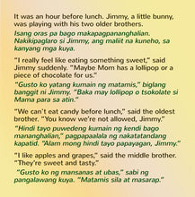 English-Tagalog-Filipino-Bilingual-kids-books-I-Love-to-Eat-Fruits-and-Vegetables-KidKiddos-Shelley-Admont-page1
