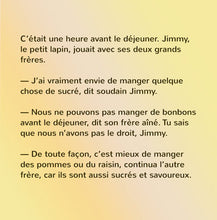 French-language-children's-bedtime-story-I-Love-to-Eat-Fruits-and-Vegetables-KidKiddos-Books-page1