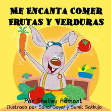 Spanish-childrens-book-about-bunnies-I-Love-to-Eat-Fruits-and-Vegetables-cover