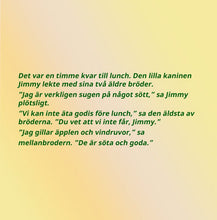 Swedish-language-kids-book-I-Love-to-Eat-Fruits-and-Vegetables-Shelley-Admont-page1