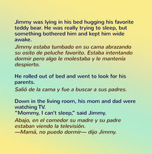 English-Spanish-Bilingual-book-for-kids-I-Love-to-Go-to-Daycare-Shelley Admont-page1