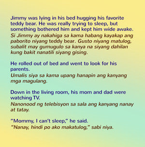 I Love to Go to Daycare (English Tagalog Bilingual Book for Kids)