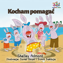 Polish-children-picture-book-I-Love-to-Help-Shelley-Admont-cover