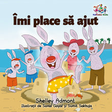 Romanian-language-children-picture-book-Shelley-Admont-I-Love-to-Help-cover