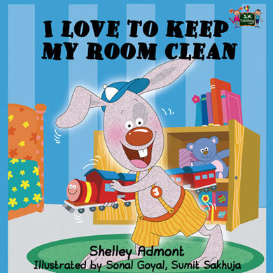 I-Love-to-Keep-My-Room-Clean-Bedtime-Story-for-kids-English-language-Shelley-Admont-cover