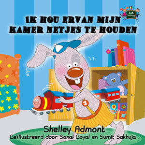 Dutch-I-Love-to-Keep-My-Room-Clean-Bedtime-Story-for-kids-about-bunnies-cover