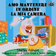 Italian-Bedtime-Story-for-kids-about-bunnies-I-Love-to-Keep-My-Room-Clean-cover