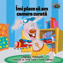 Romanian-Bedtime-Story-for-kids-about-bunnies-I-Love-to-Keep-My-Room-Clean-cover