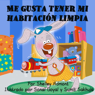 Spanish-Bedtime-Story-for-kids-about-bunnies-I-Love-to-Keep-My-Room-Clean-cover