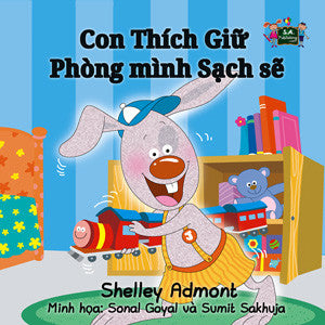 I-Love-to-Keep-My-Room-Clean-Vietnamese-Bedtime-Story-for-kids-about-bunnies-cover