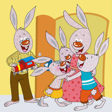 Romanian-Bedtime-Story-for-kids-about-bunnies-I-Love-to-Keep-My-Room-Clean-page14