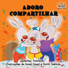 Portuguese-Language-kids-bedtime-story-Shelley-Admont-KidKiddos-I-Love-to-Share-cover