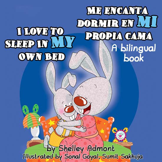 English-Spanish-Bilingual-Book-for-kids-I-Love-to-Sleep-in-my-own-bed-cover